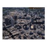 Aerial view, Winnipeg, Manitoba, Canada Post Cards