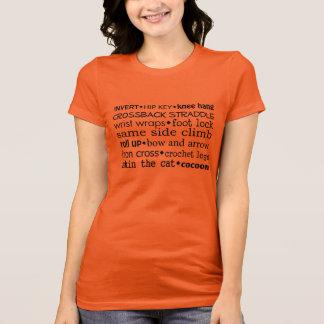 Aerialist Vocabulary T-Shirt