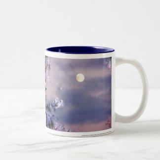 Aerial's Gift Two-Tone Coffee Mug