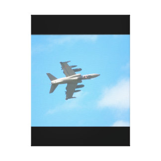 Aeritalia/Embraer/Aermacchi_Aviation Photography Canvas Print