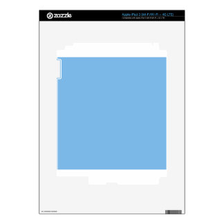 Aero Blue Skins For iPad 3