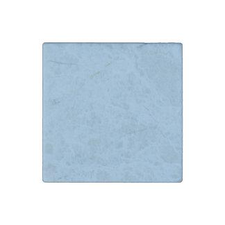 Aero Blue Star Dust Stone Magnet
