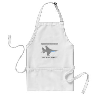 Aero Engineers: How We Roll Adult Apron
