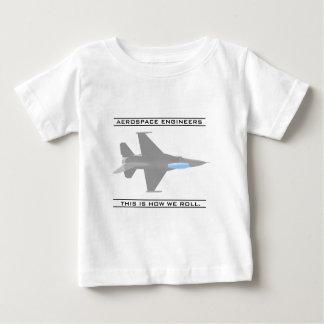 Aero Engineers: How We Roll Tee Shirt