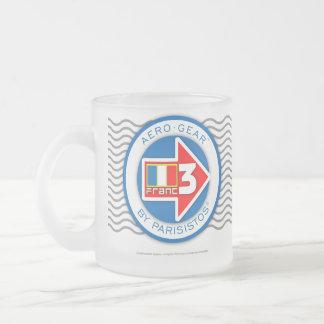 AERO•GEAR™ FRANC3™ Glass Mug