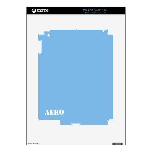 Aero- iPad 2 Skin