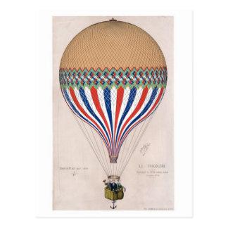 Aero- postal del vintage