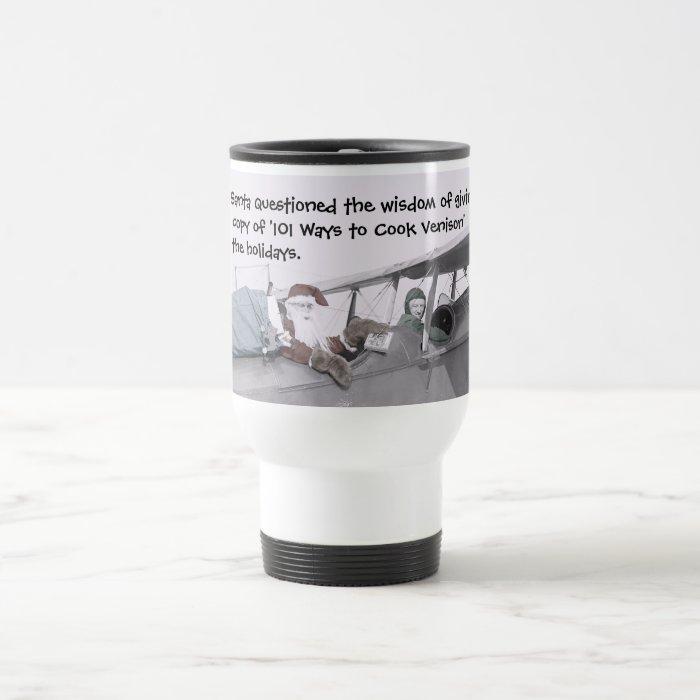 Aero Santa! - Mug #3