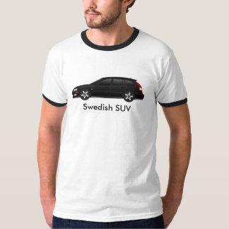 aero- sueco SUV del kombi Playeras