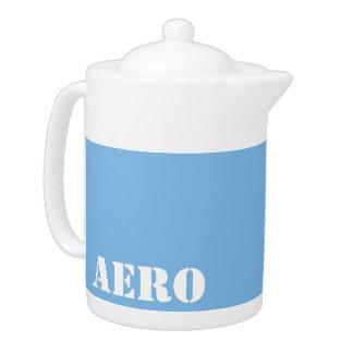 Aero Teapot