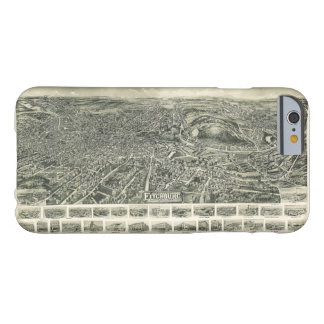 Aero view of Fitchburg Massachusetts (1915) Barely There iPhone 6 Case