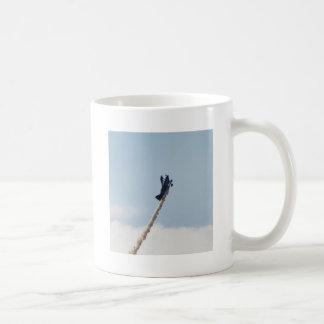Aerobatic Biplane Coffee Mug