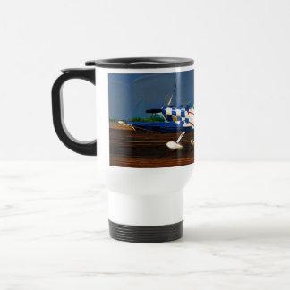 Aerobatic Plane Travel Mug