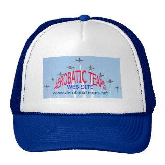Aerobatic Teams website Hat
