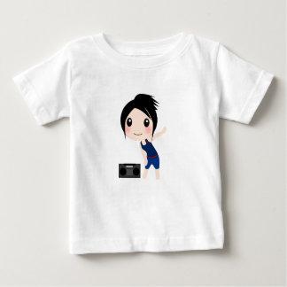 Aerobic Instructor Baby T-Shirt