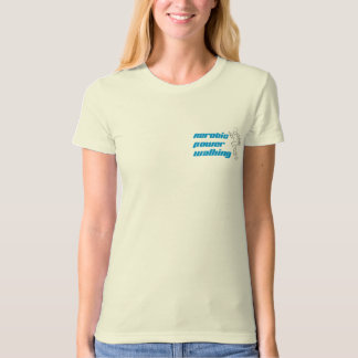 Aerobic Power Walking Logo T-Shirt