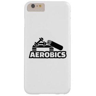 Aeróbicos Funda Barely There iPhone 6 Plus