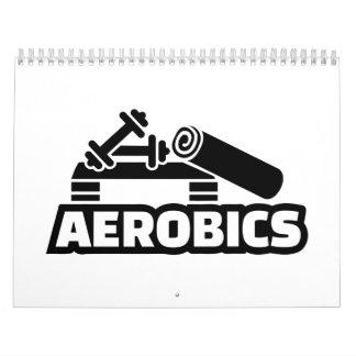 Aerobics Calendar