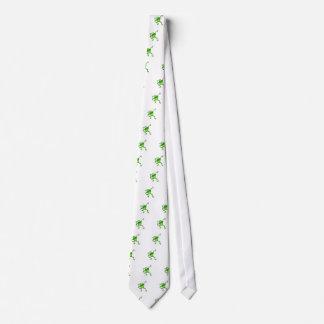 Aerobics Frog Neck Tie