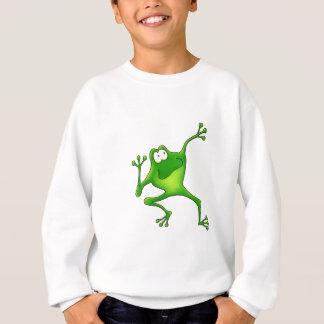 Aerobics Frog Sweatshirt