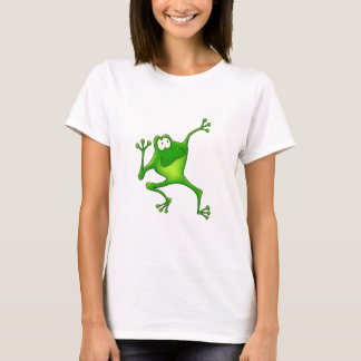 Aerobics Frog T-Shirt