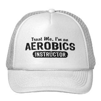 Aerobics Instructor Trucker Hat