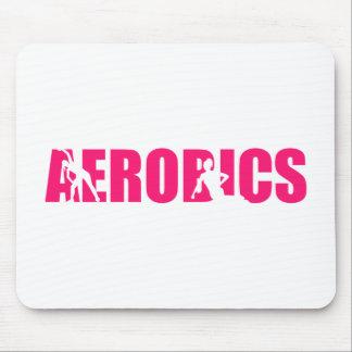 Aerobics Mouse Pad