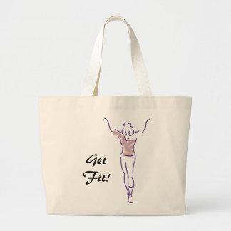 Aerobics one bigger, Get Fit! Bags