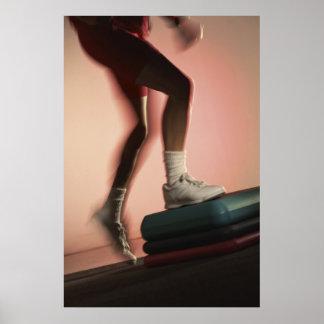 Aerobics Poster