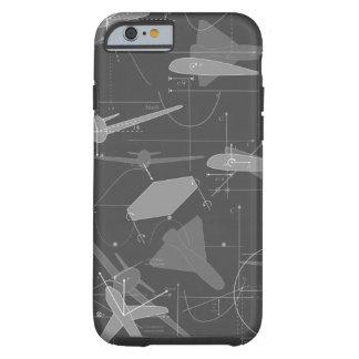 Aerodinámica Funda Resistente iPhone 6
