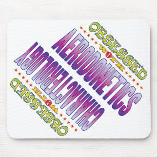 Aerodonetics 2 Obsessed Mouse Pad