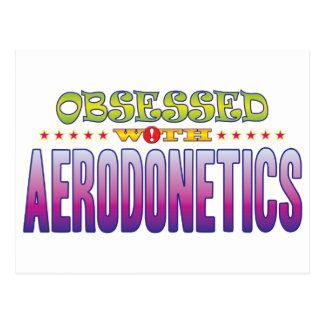 Aerodonetics 2 Obsessed Post Card