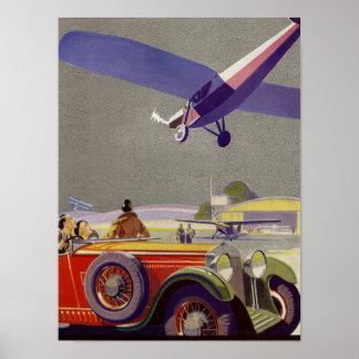Aerodrome Poster