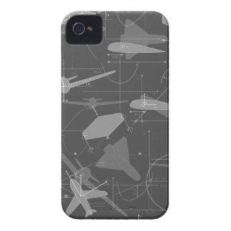 Aerodynamics iPhone 4 Cover