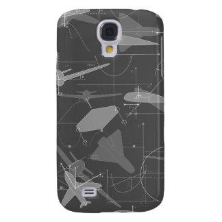 Aerodynamics Samsung Galaxy S4 Cases