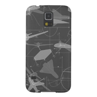 Aerodynamics Galaxy S5 Cover