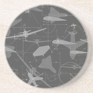 Aerodynamics Coaster
