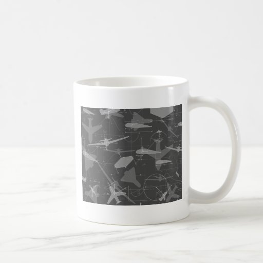 Aerodynamics Coffee Mug