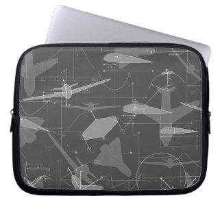 Aerodynamics Computer Sleeve