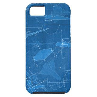 Aerodynamics iPhone SE/5/5s Case