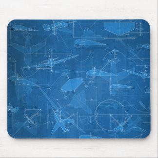 Aerodynamics Mouse Pad