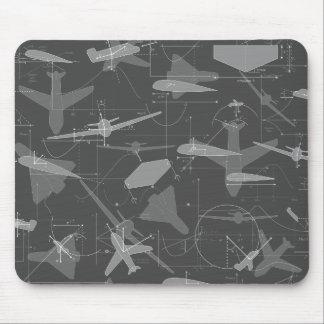 Aerodynamics Mousepads