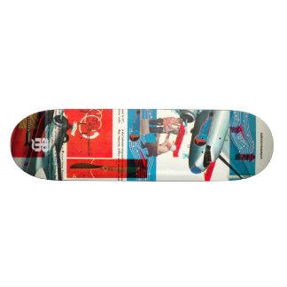 Aerodynamics Skate Boards