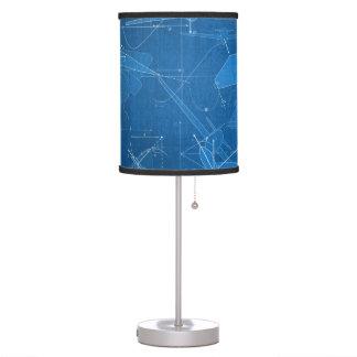 Aerodynamics Table Lamp