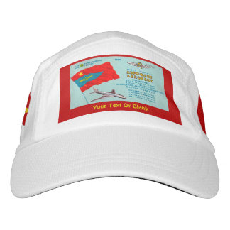 Aeroflot Passenger Ticket Hat