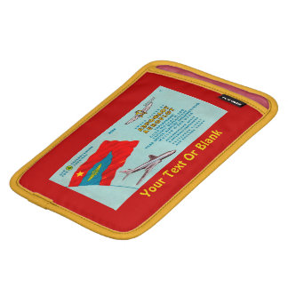 Aeroflot Passenger Ticket iPad Mini Sleeve