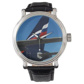 Aeroflot Tail Wrist Watch