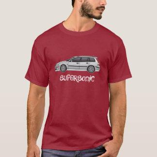 aerokombi_9-3_silver, supersonic T-Shirt
