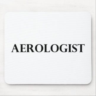 Aerologist Mouse Pad