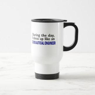 AERONAUTICAL ENGINEER During The Day Mugs